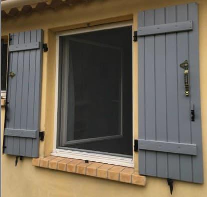 Moustiquaire pour fenêtre et porte à Toulouse