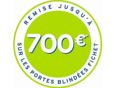 Le mois de la sécurité : jusqu'à 700 euros de remise